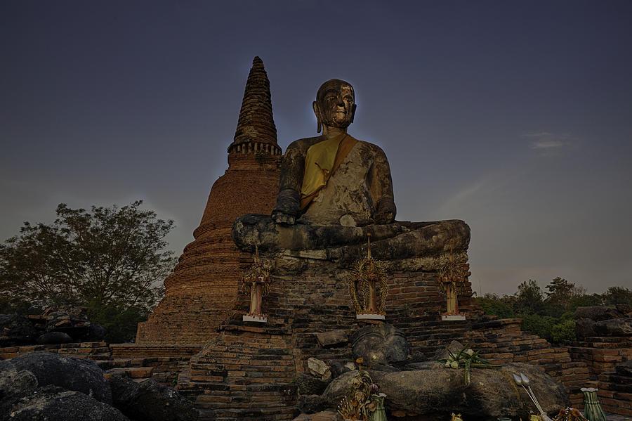 Ayuthaya Thailand Photograph