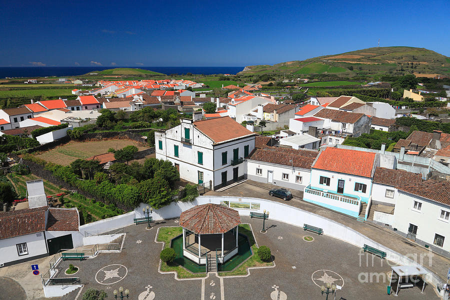 Azorean Parish Photograph