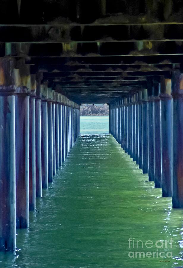 B Street Pier Photograph