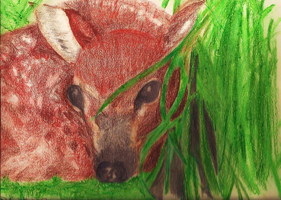 Babe In The Woods Pastel