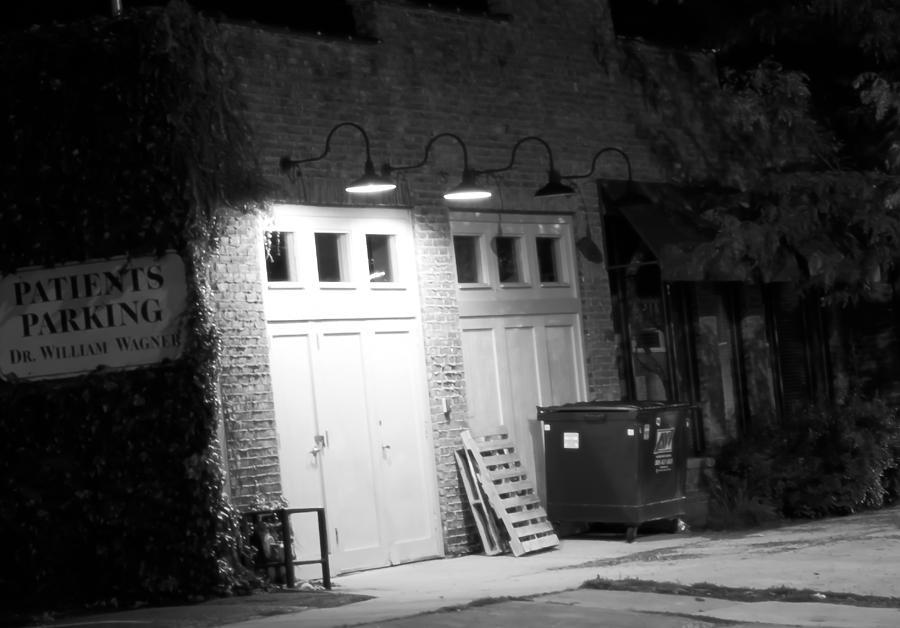 Back Entrance Photograph