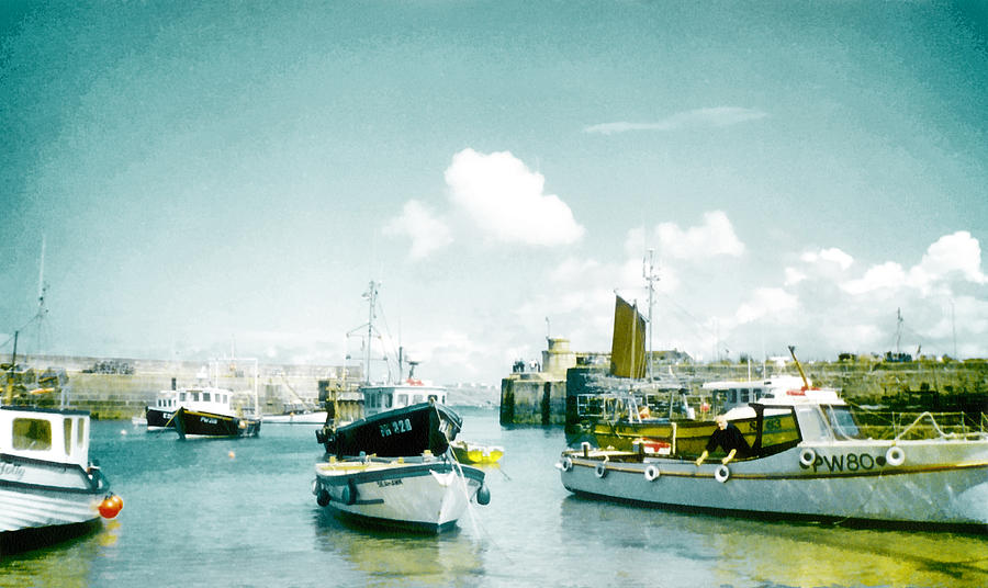 August Photograph - Back In The Olden Days by Steve Taylor