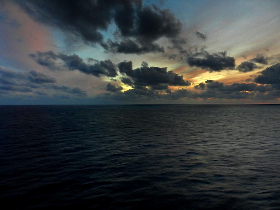 Atlantic Ocean Photograph - Bahamas 042 by Lance Vaughn