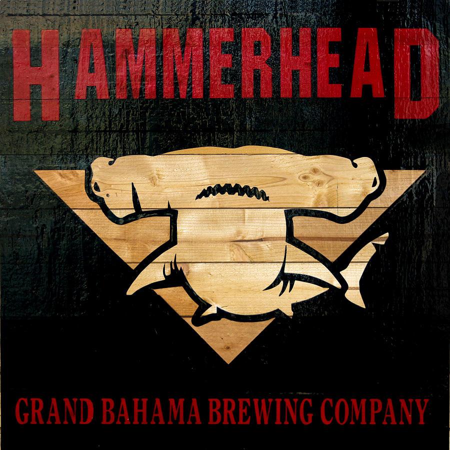 Bahamas Beer Sign Photograph