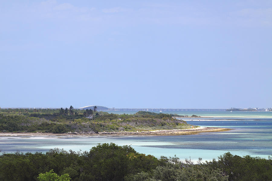 Atlantic Photograph - Bahia Honda by Rudy Umans