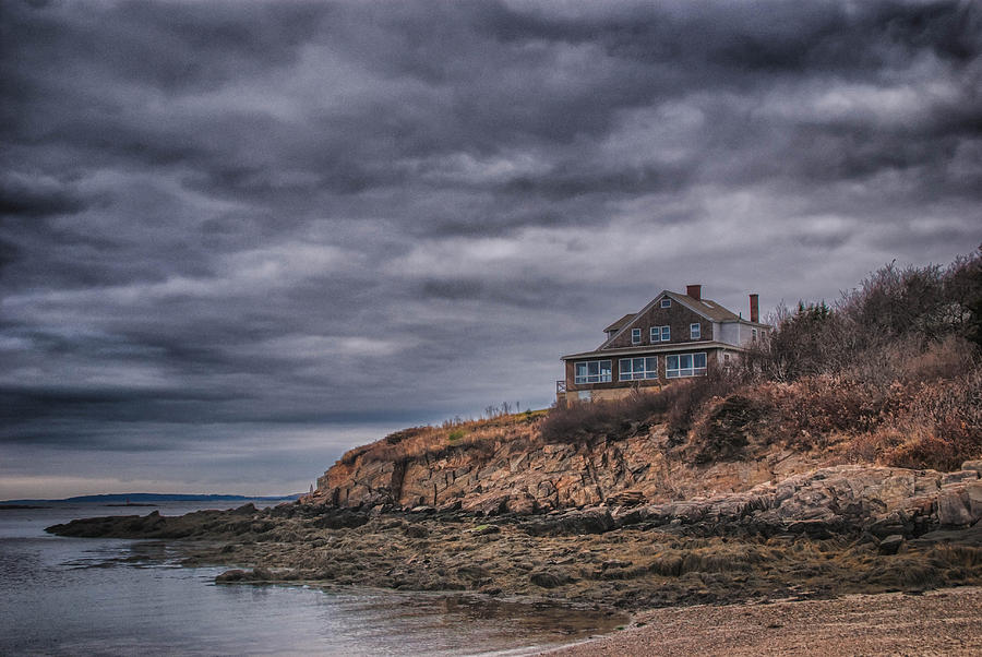 Baileys Island Photograph - Baileys Island 14342c by Guy Whiteley