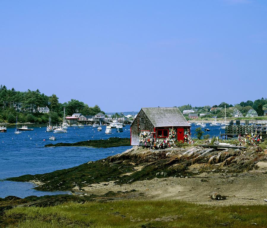 Baileys Island In Maine Photograph: fineartamerica.com/featured/baileys-island-in-maine-carol-m...