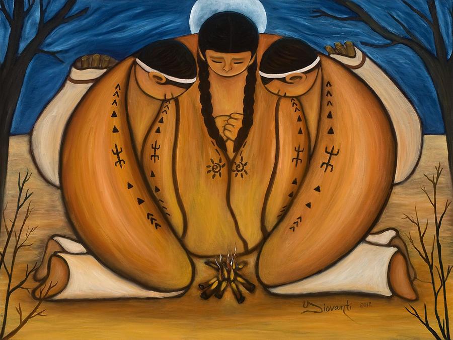 Bajo la misma luna by yovannah diovanti for Mural la misma luna