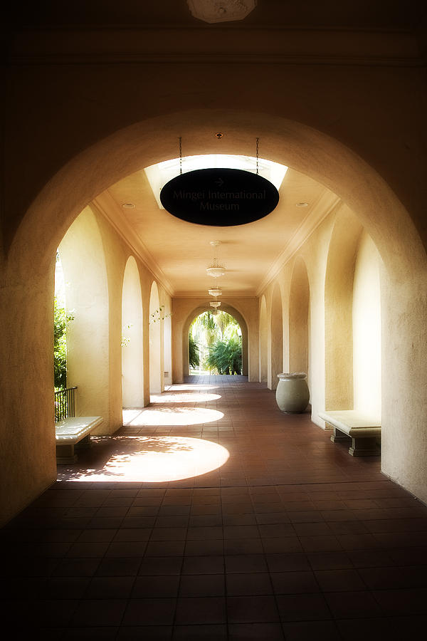 Balboa Photograph - Balboa Park  by Hugh Smith
