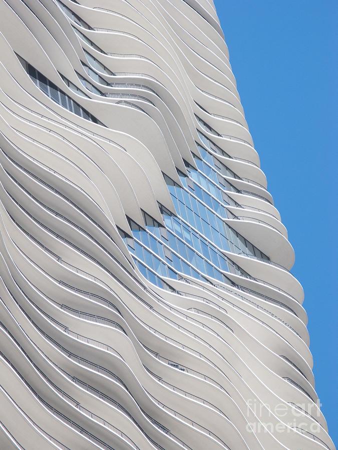 Balconies Photograph