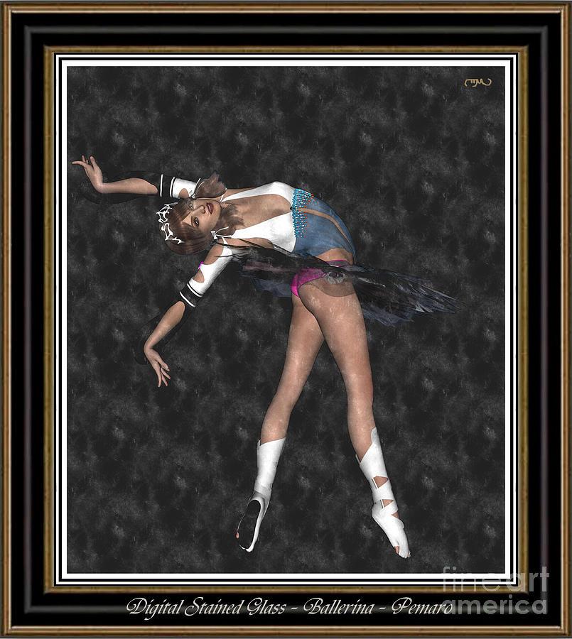 Ballerina B2 Painting