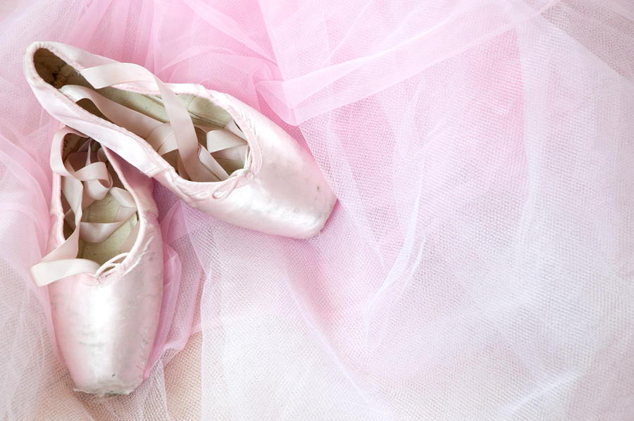Ballerina Dreams Photograph