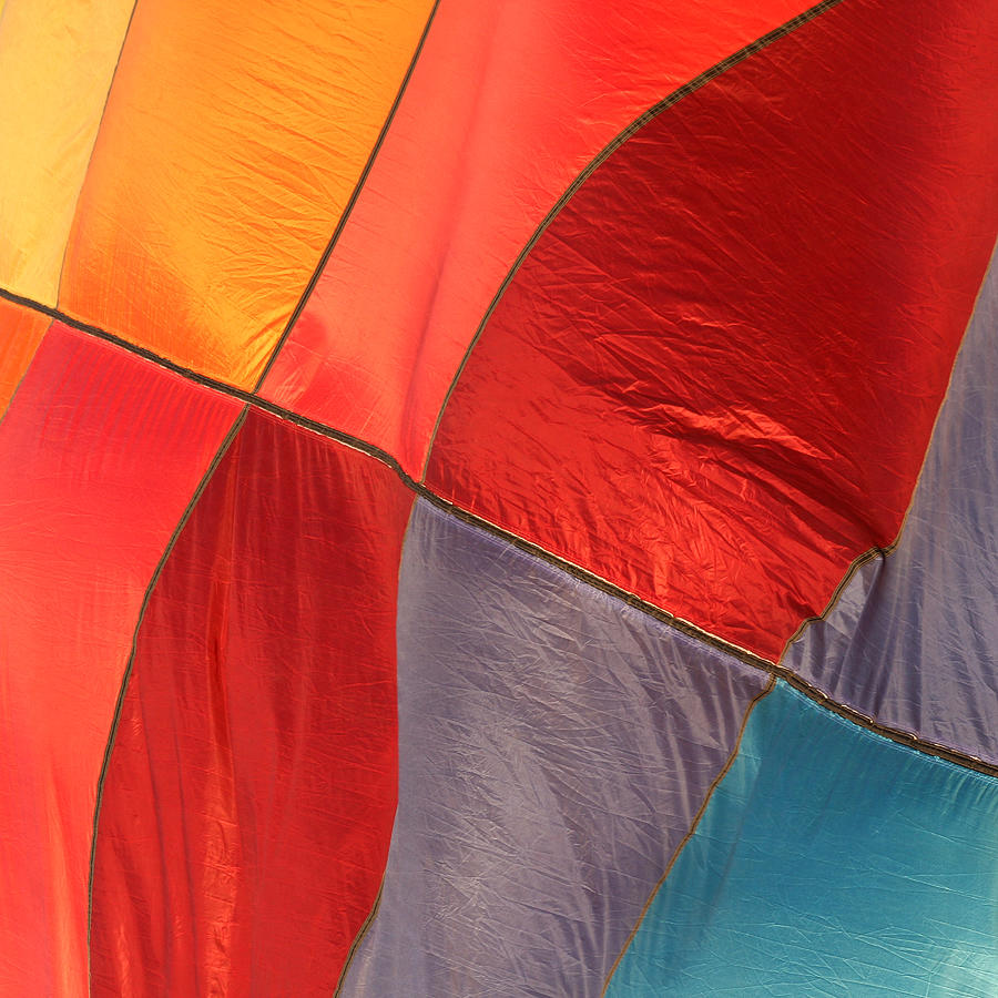 Balloon Colors Photograph