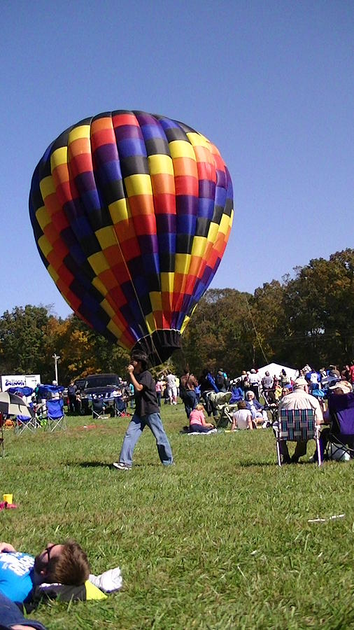 Balloon Rides Photograph