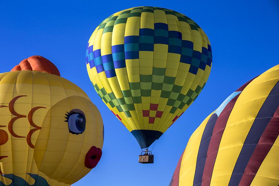 Ballooning Photograph