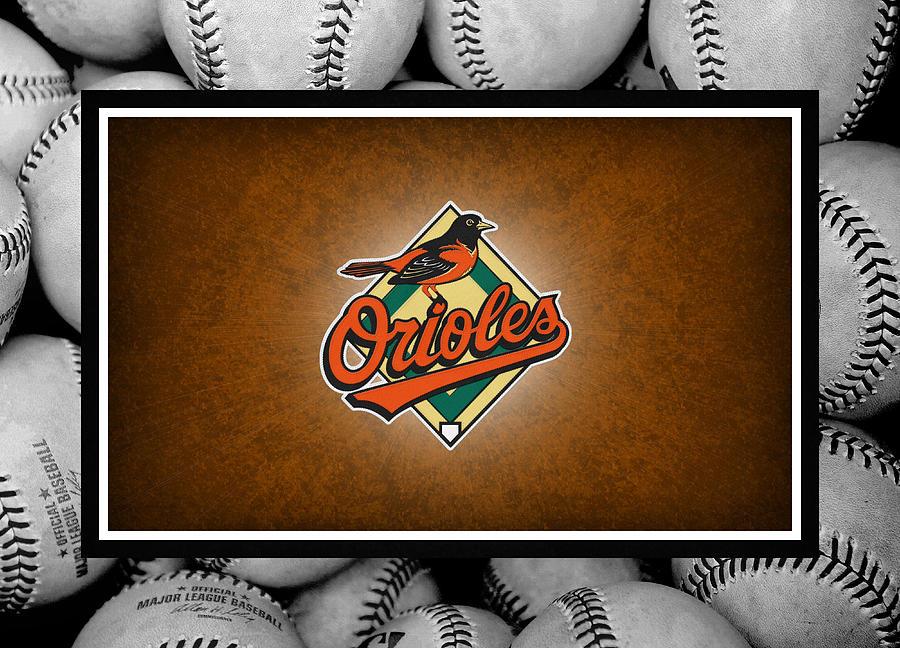 Orioles Photograph - Baltimore Orioles by Joe Hamilton