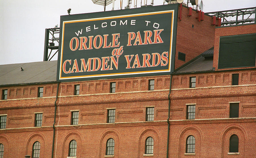 Baltimore Orioles Park At Camden Yards Photograph  - Baltimore Orioles Park At Camden Yards Fine Art Print