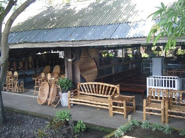 Bamboo Furniture Factory Philippines Photograph By Kevin Main