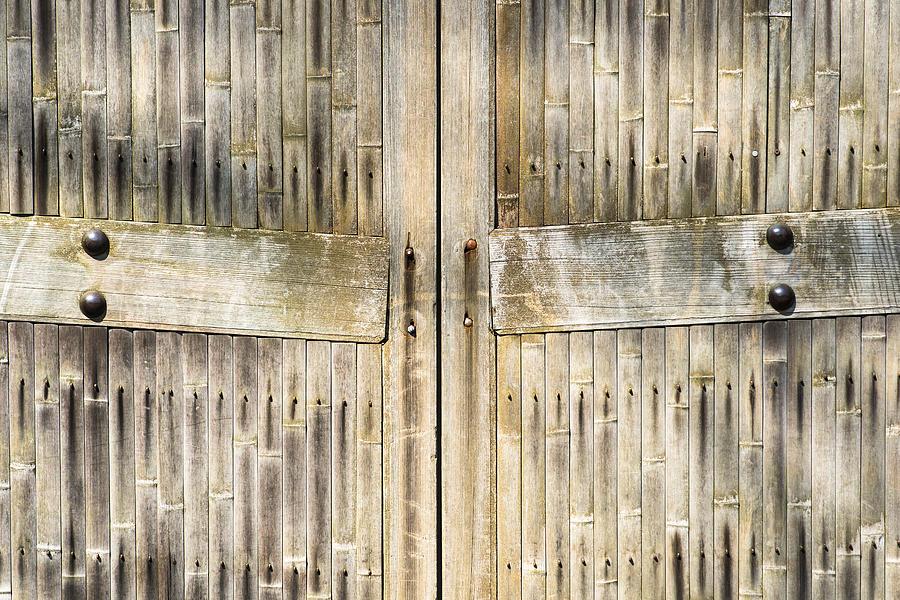 Bamboo Gates Photograph
