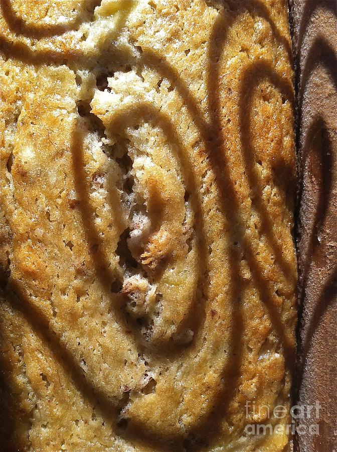 Banana Bread Love Photograph by Gwyn Newcombe