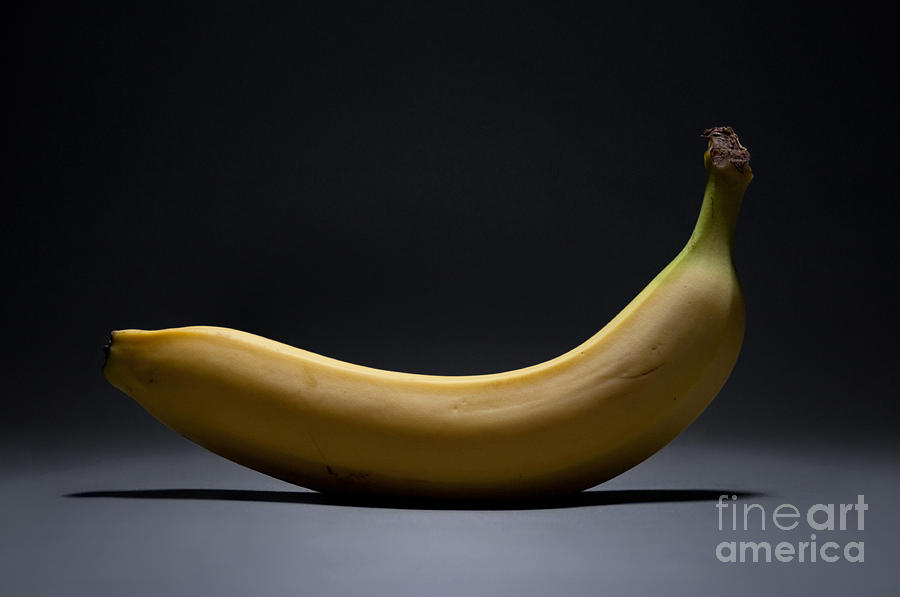 Banana In Limbo Photograph
