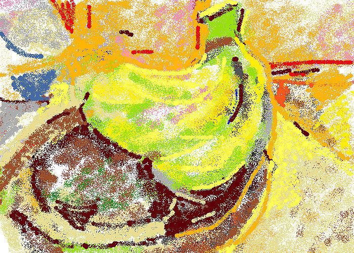 Bananas From Paphos 2 Painting