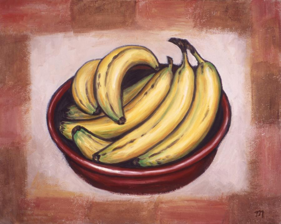 Bananas Painting