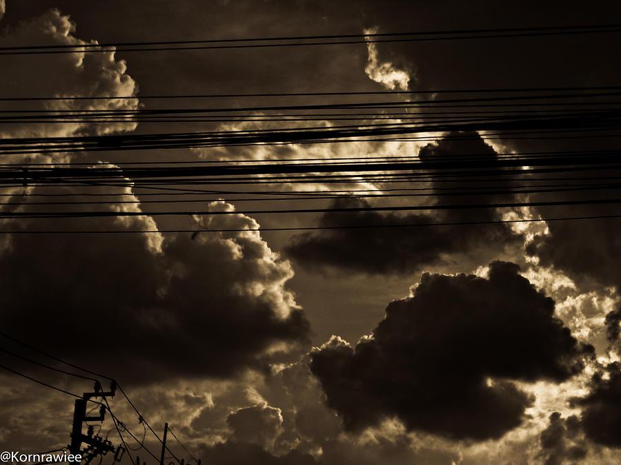 Bangkok Sky Photograph
