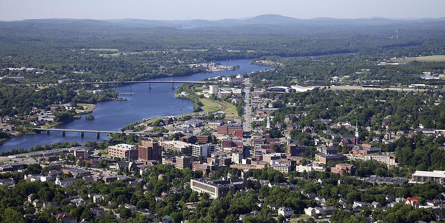 Bangor, Maine Photograph