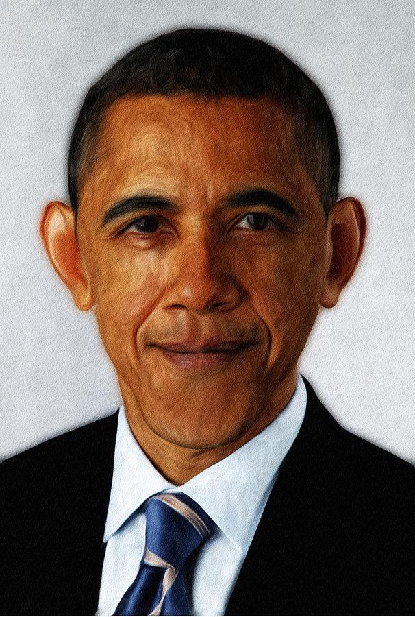 Barack Obama Photograph