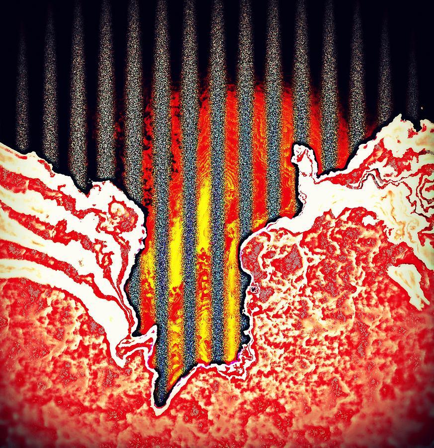 Barbecue Digital Art