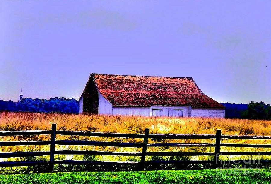 Barn Photograph  - Barn Fine Art Print