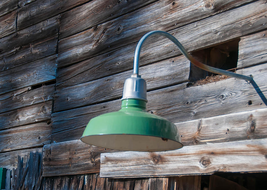 Barn Light Photograph