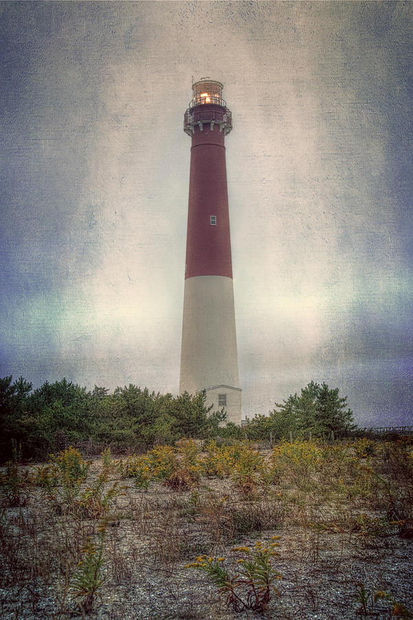 Joan Carroll Photograph - Barnegat Lighthouse Dawn by Joan Carroll