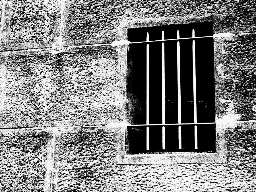 Barred Photograph  - Barred Fine Art Print