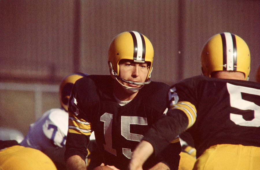 Marvin Newman Photograph - Bart Starr by Retro Images Archive