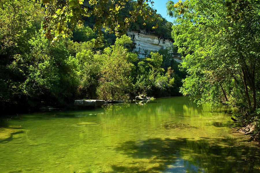 Barton Creek Greenbelt  Photograph  - Barton Creek Greenbelt  Fine Art Print