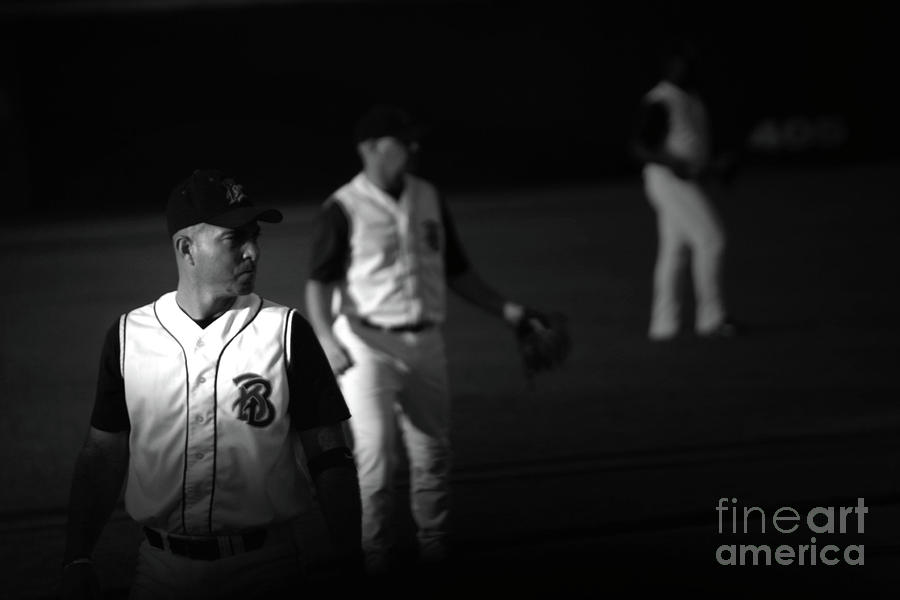 Baseball Days Photograph