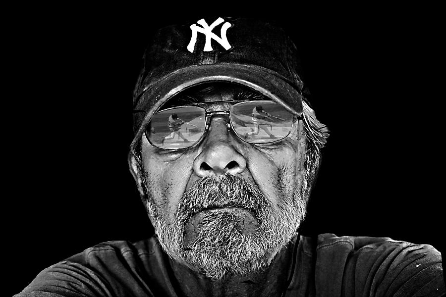 Photograph - Baseball by Mahlon Sabo