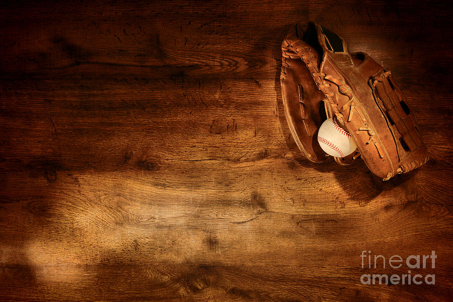 Baseball Photograph - Baseball by Olivier Le Queinec