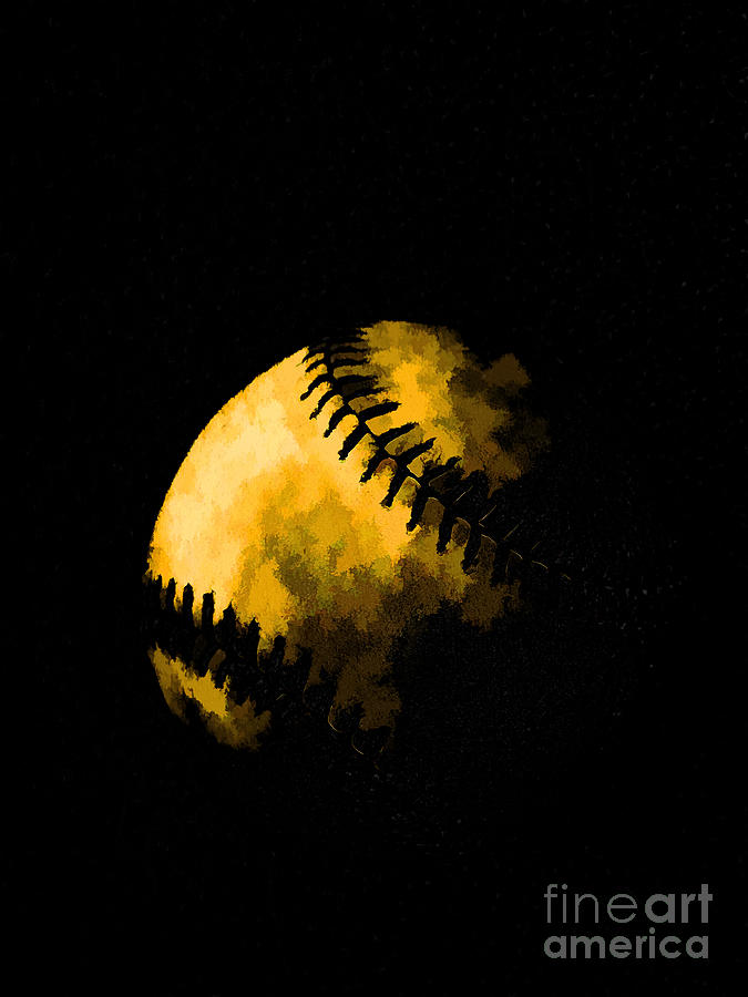 Baseball The American Pastime Photograph