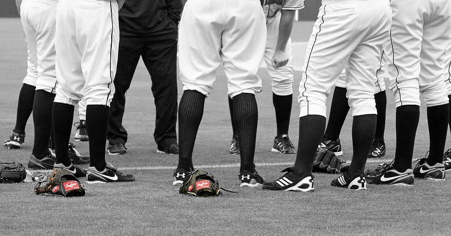 Baseball Photograph - Baseball by Thomas Fouch