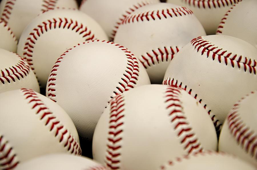 Baseballs II Photograph