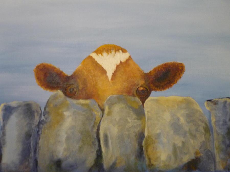 Bashful Painting