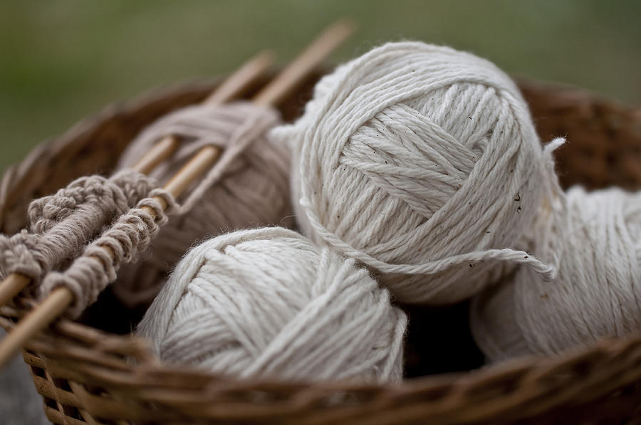 Knitting Basket Yarn : Dudesthatknit