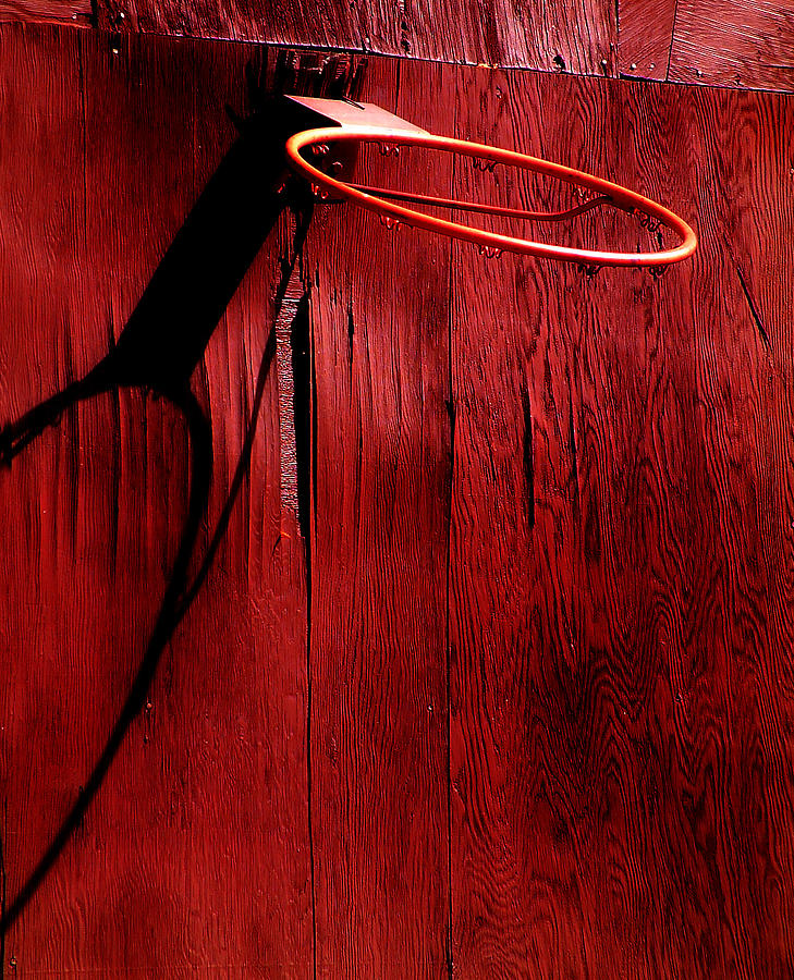 Basketball Hoop Photograph