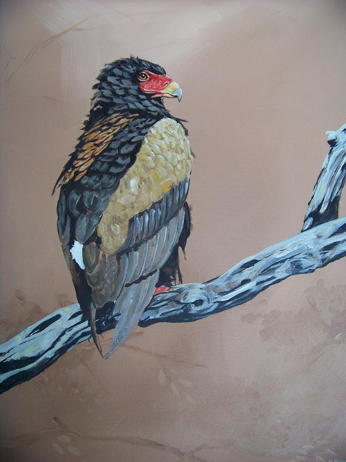 Bateleur Painting