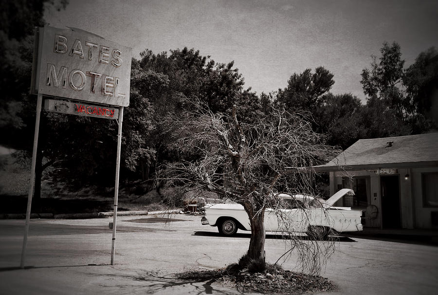 Bates Motel Photograph