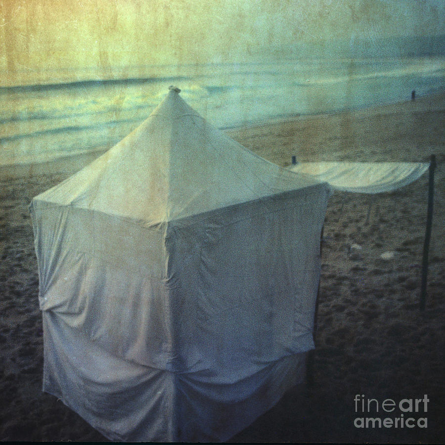 Bathing House Photograph  - Bathing House Fine Art Print