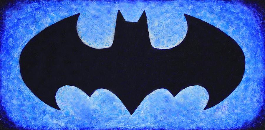 Original Batman Symbol More Information Kopihijau